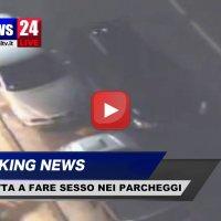 Costretta a fare sesso nei parcheggi a Perugia, il video