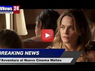 Un'avventura, il film con l'umbra Laura Chiatti al cinema Méliès di Perugia