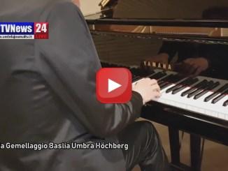 Trent'anni di gemellaggioHöchberg e Bastia Umbra il video del concerto