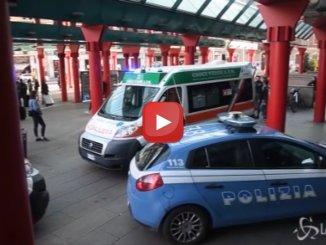 Milano, brusca frenata in metro: nove feriti lievi