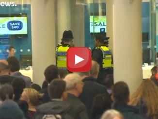 Londra, uomo sui binari, Eurostar decide per immediata sospensione del servizio