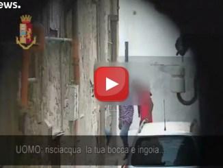 Palermo, blitz contro la mafia nigeriana il video dell'operazione