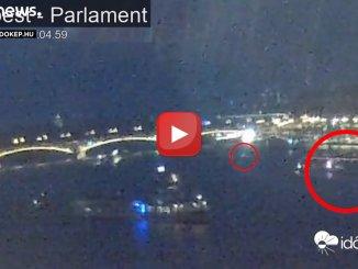 Budapest: collisione tra battelli, morti 7 turisti sudcoreani