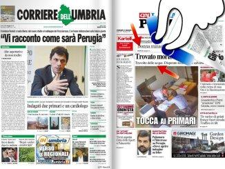 Le prime pagine dei giornali del 31 maggio 2019 rassegna stampa video