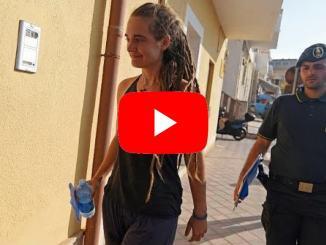 Il Gip di Agrigento non convalida l'arresto di Carola Rackete, comandante di SeaWatch
