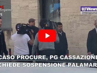 Caso procure: pg Cassazione chiede sospensione Palamara