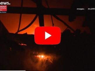 Incendio nel centro di Parigi, in Rue de Nemours, almeno 3 morti