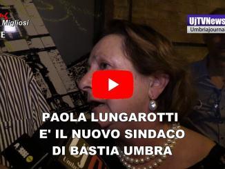 Paola Lungarotti è il nuovo sindaco di Bastia Umbra, le sue prime parole