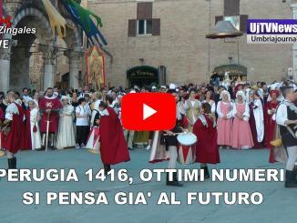 Perugia 1416, un bilancio positivo e guardando al futuro
