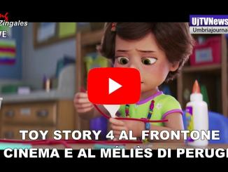 Toy Story 4 arriva anche a Perugia, al Frontone Cinema e al Méliès