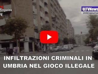 Infiltrazioni criminali in Umbria nel gioco illegale, 'ndrangheta, relazione DIA
