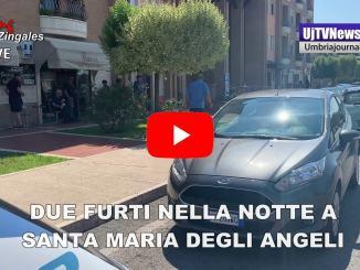 Furti ad Assisi, nella notte assaltati bar e ristorante a Santa Maria