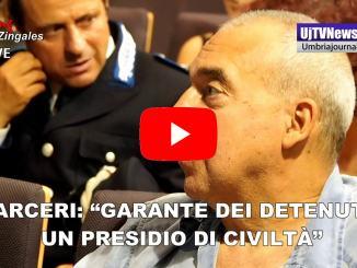 Relazione del garante dei detenuti, c'era anche Carmelo Musumeci