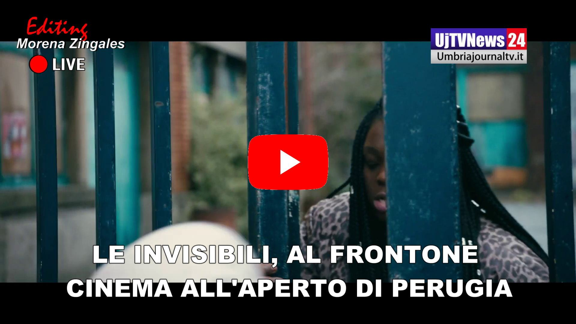 Le Invisibili, brillante commedia al Frontone Cinema