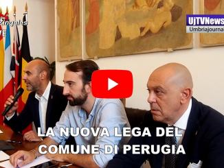 Lega Perugia, Caparvi: «Tanti i progetti da mettere in campo»
