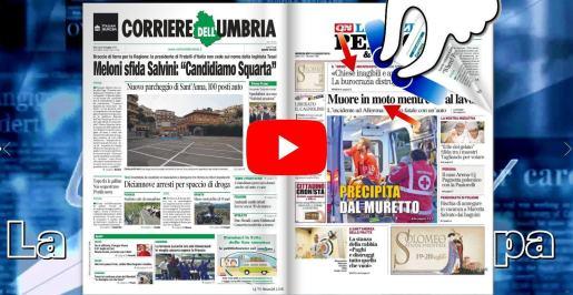 Rassegna stampa video di martedì 10 luglio 2019 UjTV News24 LIVE