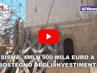 Sisma, 4mln 900 mila euro a sostegno degli investimenti delle imprese