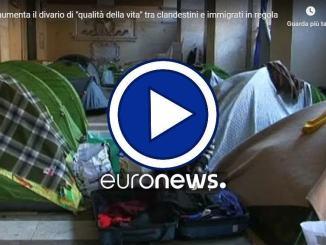 """Italia: aumenta il divario di """"qualità della vita"""" tra clandestini e immigrati in regola"""