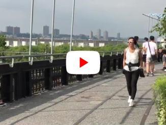 High Line Park, il parco urbano di New York