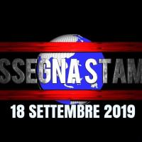 Rassegna stampa dell'Umbria 18 settembre 2019 UjTV News24 LIVE