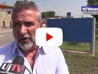 Franco Zaffini in visita al carcere di Capanne dopo la rivolta, soluzioni