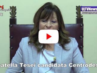 Elezioni regionali, Donatella Tesei sarà la candidata del Centrodestra