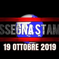 Rassegna stampa dell'Umbria 19 ottobre 2019 UjTV News24 LIVE