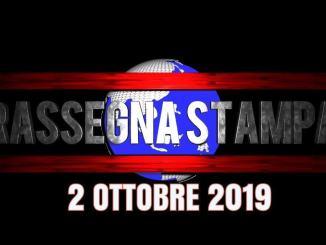 Rassegna stampa dell'Umbria 2 ottobre 2019 UjTV News24 LIVE