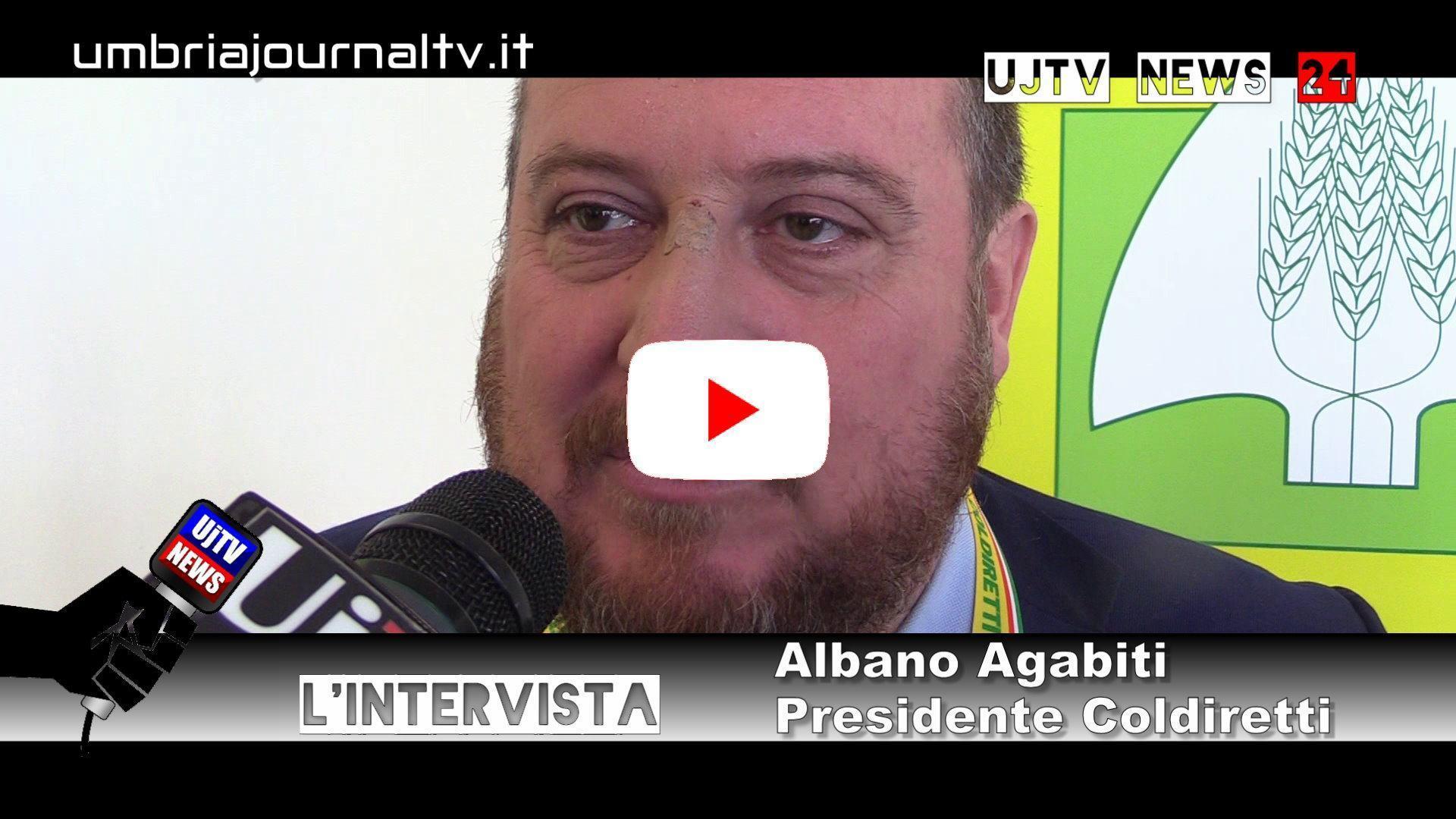 Coldiretti Umbria, elezioni, intervista al presidente Agabiti