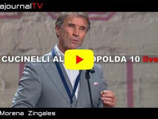 Brunello Cucinelli alla Leopolda, tornate a investire in grandi ideali