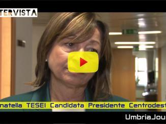 Donatella Tesei in intervista sulle priorità di Confidustria Umbria