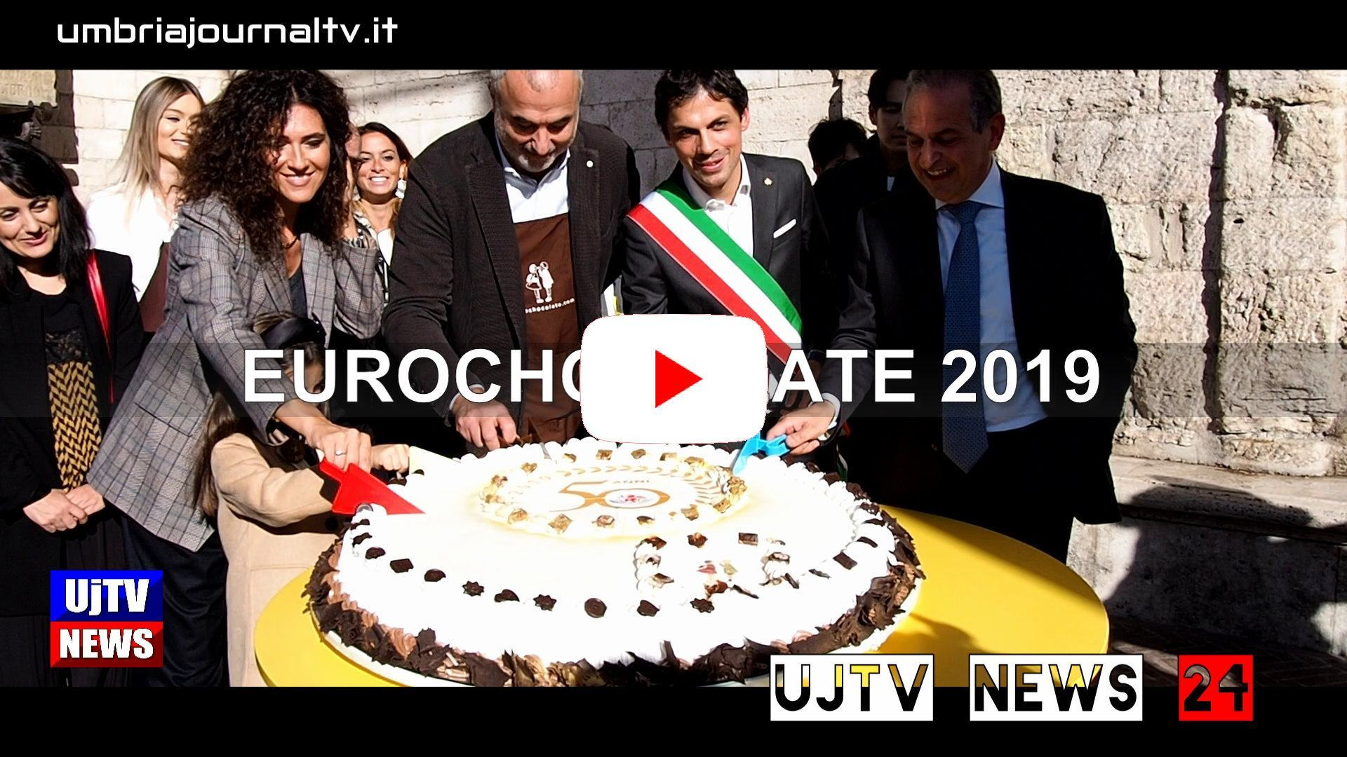 Eurochocolate, siete pronti ad attaccare bottone? | Intervista