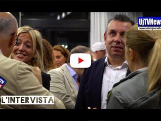 Intervista con Paola Fioroni e Stefano Pastorelli candidati Lega al Consiglio regionale umbro