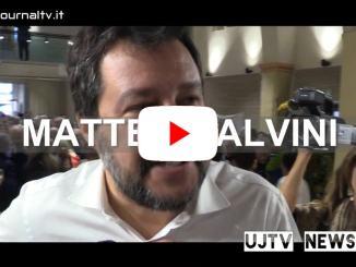 Matteo Salvini a Bastia stupito da quanti da sinistra, si sposteranno a destra per voto