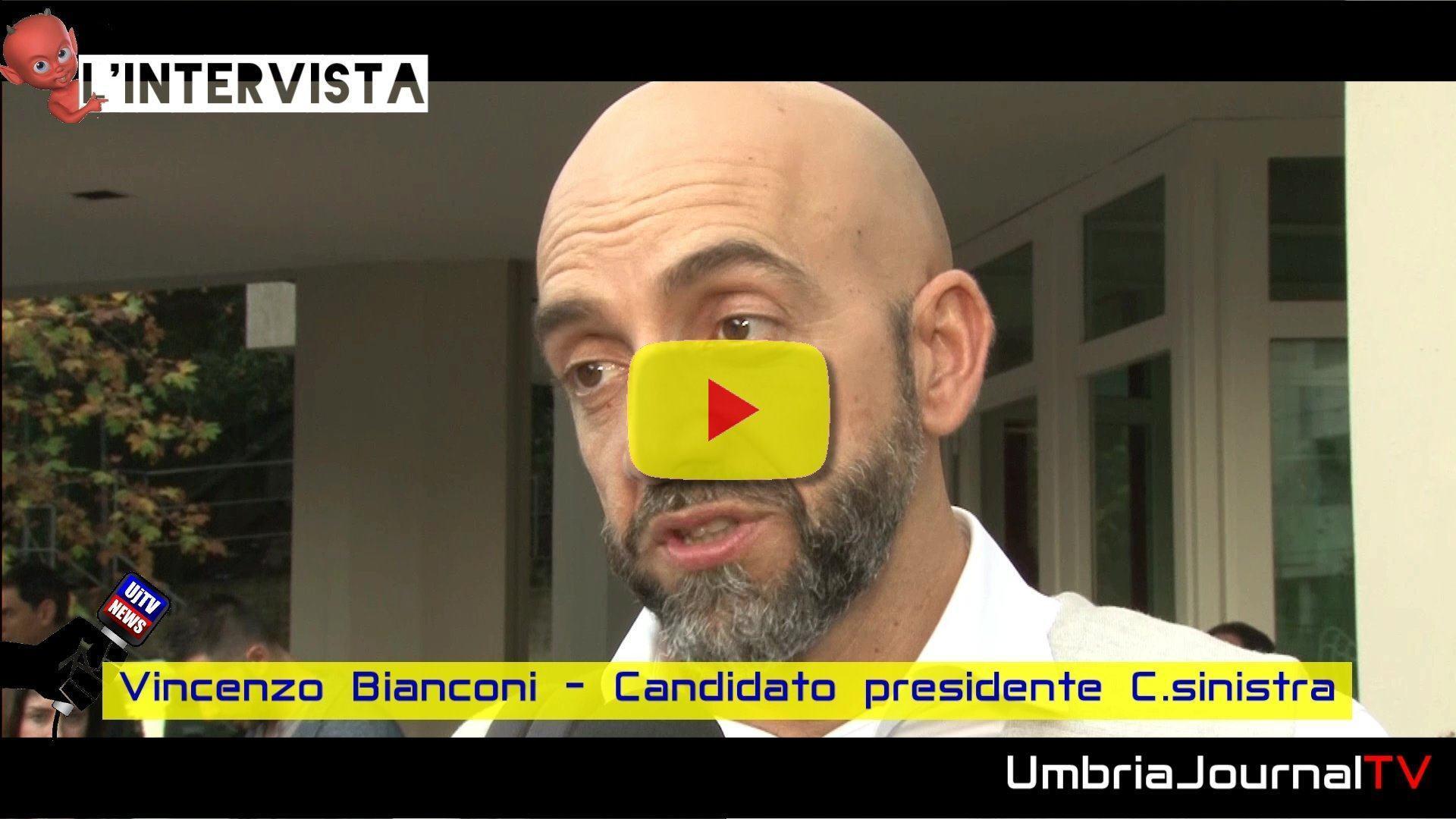L'intervista con Vincenzo Bianconi, candidato centrosinistra, priorità di Confindustria