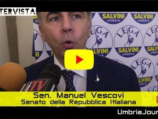Accademia federale Lega video intervista con senatore Manuel Vescovi