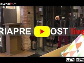 Perugia in festa per rinascita del Post intervista con Francesco Gatti presidente Fondazione