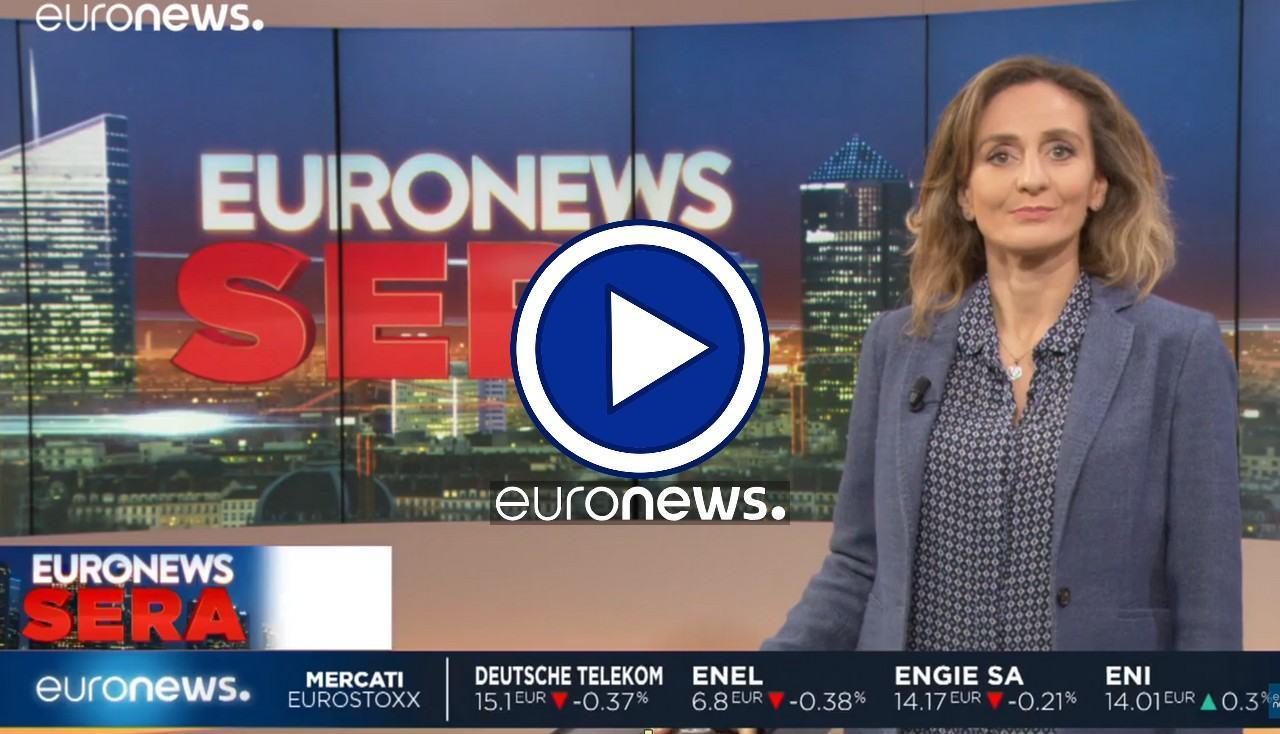 Euronews Sera TG europeo, edizione di mercoledì 20 novembre 2019