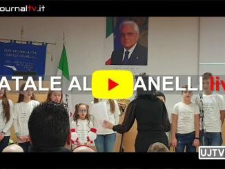Il Perugia calcio è andato a salutare i bambini del centro Daniele Chianelli
