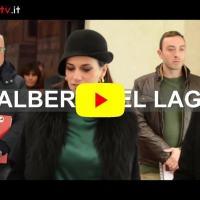 Lago Trasimeno l'Albero di Natale più bello del mondo il video