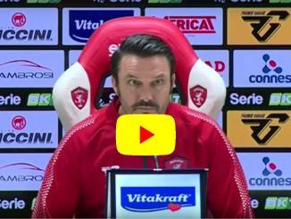 Mister Oddo, Perugia calcio, non bisogna mai accontentarsi
