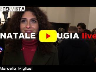 Si accende il Natale a Perugia, intervista all'assessore Pastorelli | Video