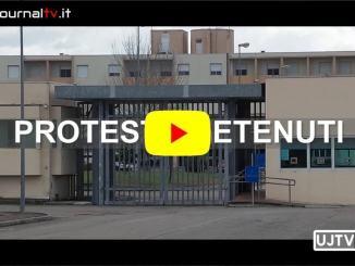 Termosifoni spenti, fa freddo in carcere e i detenuti protestato