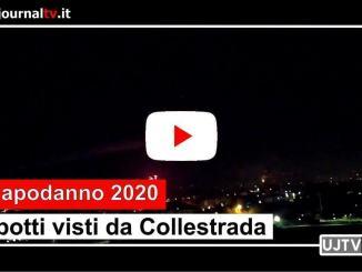 Botti Capodanno di Perugia, Assisi e Bastia visti da Collestrada