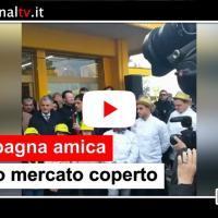 Nuovo mercato coperto under 40 di Campagna Amica a Perugia