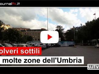 Polveri sottili oltre la norma in molte città dell'Umbria