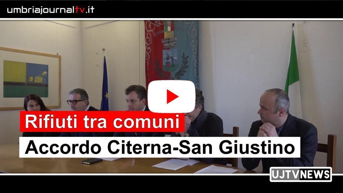 Citerna concederà a San Giustino l'utilizzo del centro di raccolta dei rifiuti di Pistrino