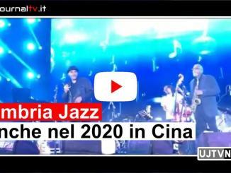 Umbria Jazz torna in Cina dal 29 aprile al 12 maggio 2020