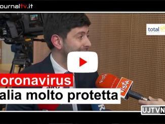 Coronavirus Covid19, Speranza, Italia paese con più alta sorveglianza