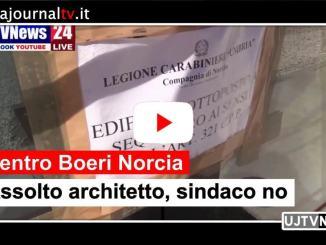 Centro polivalente Norcia, assolto architetto Boeri, sindaco a processo